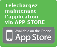 Téléchargez maintenant l'application Immovlan.be via l'APP STORE