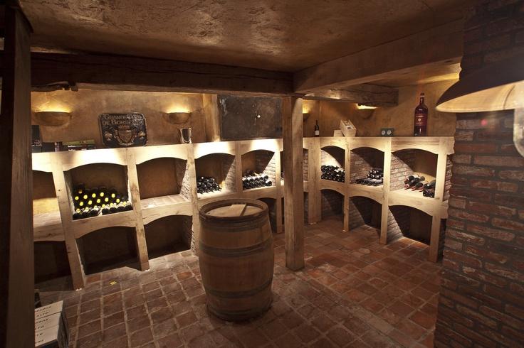 Immo nieuws 6 kostbare do 39 s bij het bouwen van een wijnkelder 12 06 2016 - Decoratie voor wijnkelder ...