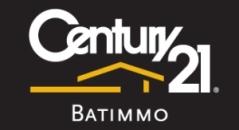 Logo CENTURY 21 Batimmo