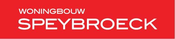 Logo Woningbouw Speybroeck