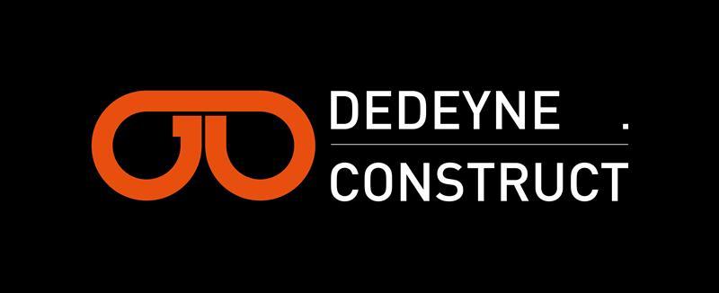 Logo Dedeyne  Construct