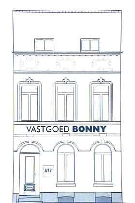 Logo Bonny Vastgoedmakelaar