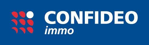 Logo Confideo Immo
