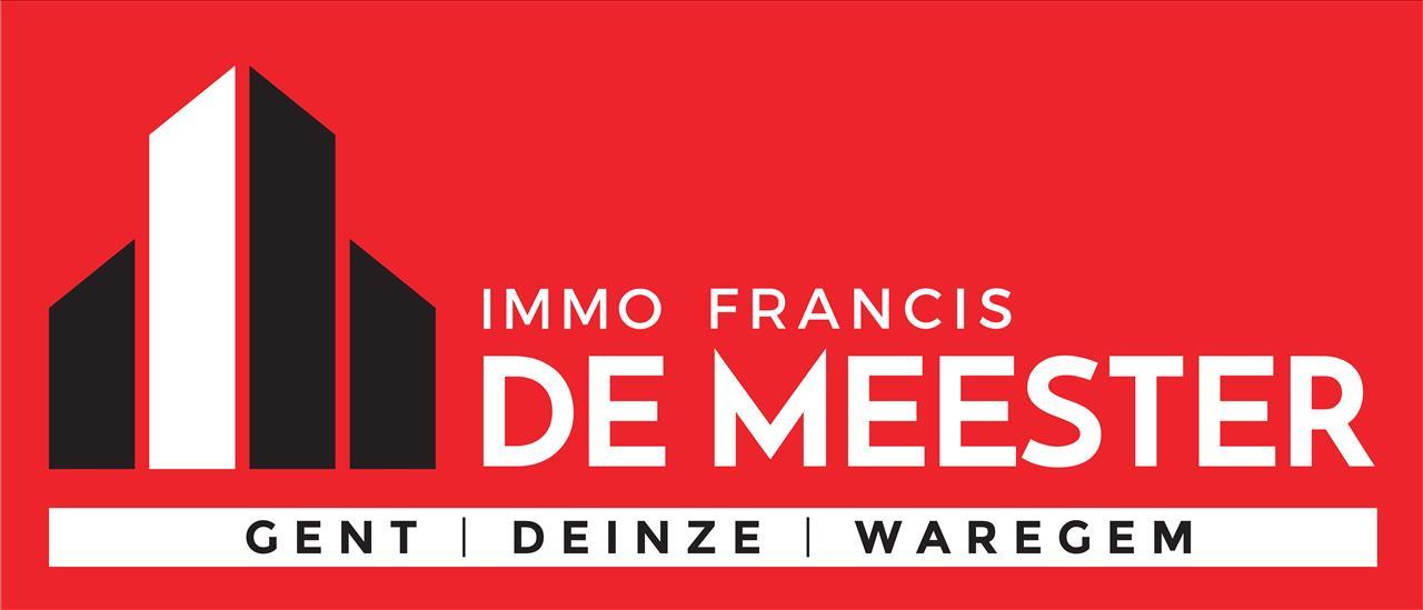 Logo Immo Francis De Meester nv