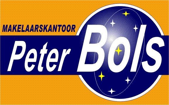 Logo Makelaarskantoor Peter Bols