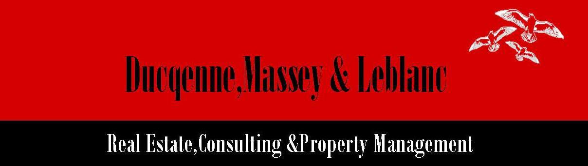 Logo Ducquenne, Massey, Leblanc