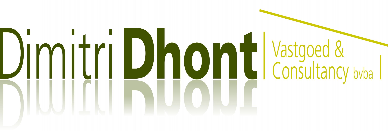 Logo Dimitri Dhont Vastgoed & Consultancy bvba