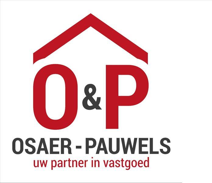 Logo Osaer & Pauwels vastgoed