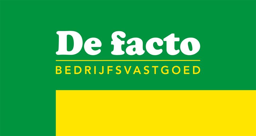 Logo Bedrijfvastgoed De Facto
