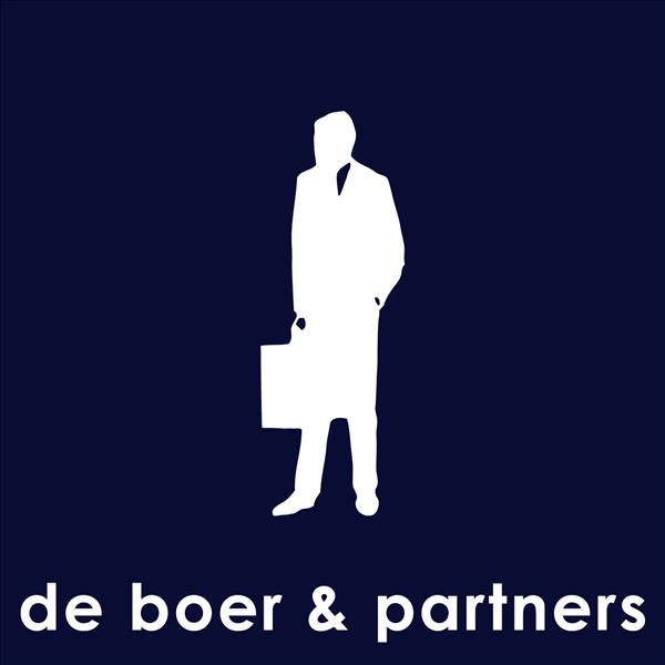 Logo De Boer & Partners Hove