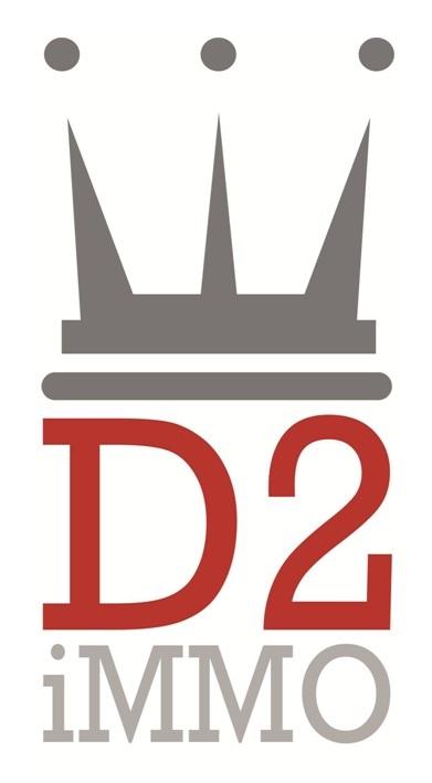 Logo D2  Immo