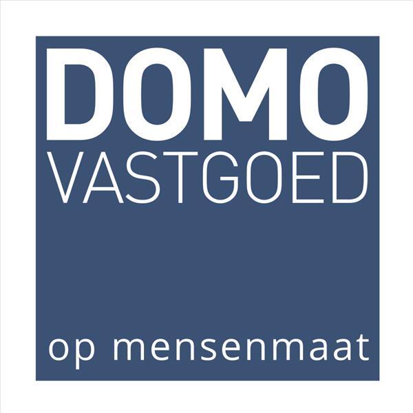 Logo Domo  Vastgoed