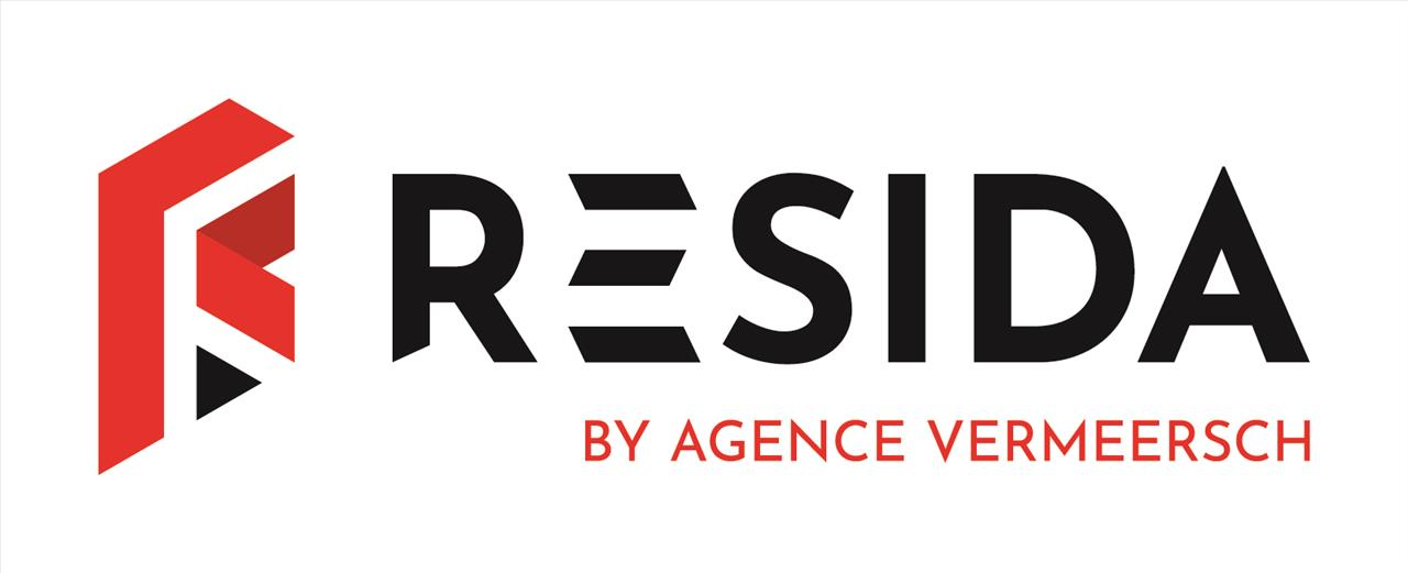 Logo Resida - By Agence Vermeersch