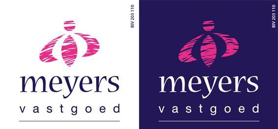 Logo bvba Meyers & co/ Meyers Vastgoed