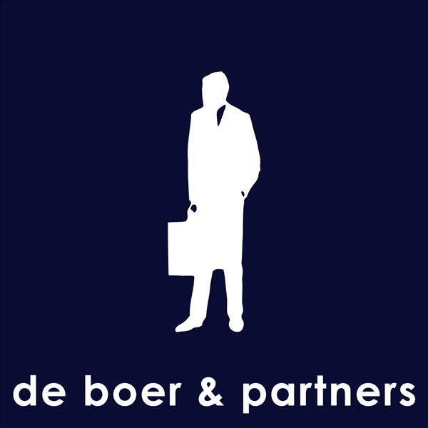 Logo De Boer & Partners Keerbergen