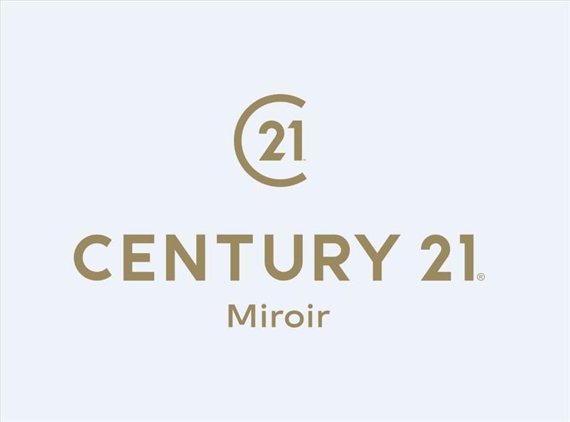 Logo Century 21 - Miroir