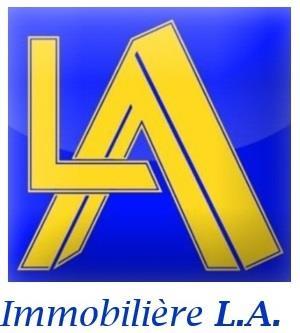 Logo IMMOBILIERE LA