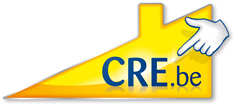 Logo Crescendimmo Bruxelles Nord