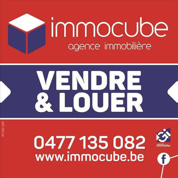 Logo IMMOCUBE SPRL