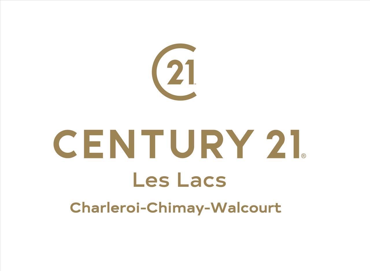 Logo Century 21 - Les Lacs