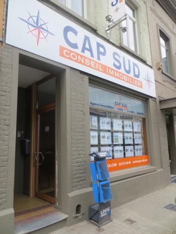 Logo CAP SUD UCCLE