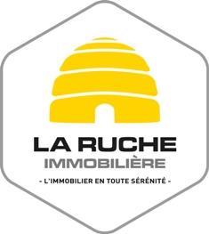 Logo LA RUCHE IMMOBILIERE