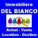 Logo IMMOBILIERE DEL BIANCO