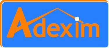 Logo ADEXIM