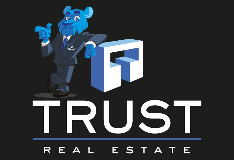 Logo TRUST REAL ESTATE