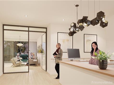 Flat - Apartment for sale in Sint-Pieters-Leeuw (RWB92645) (RWB92645)