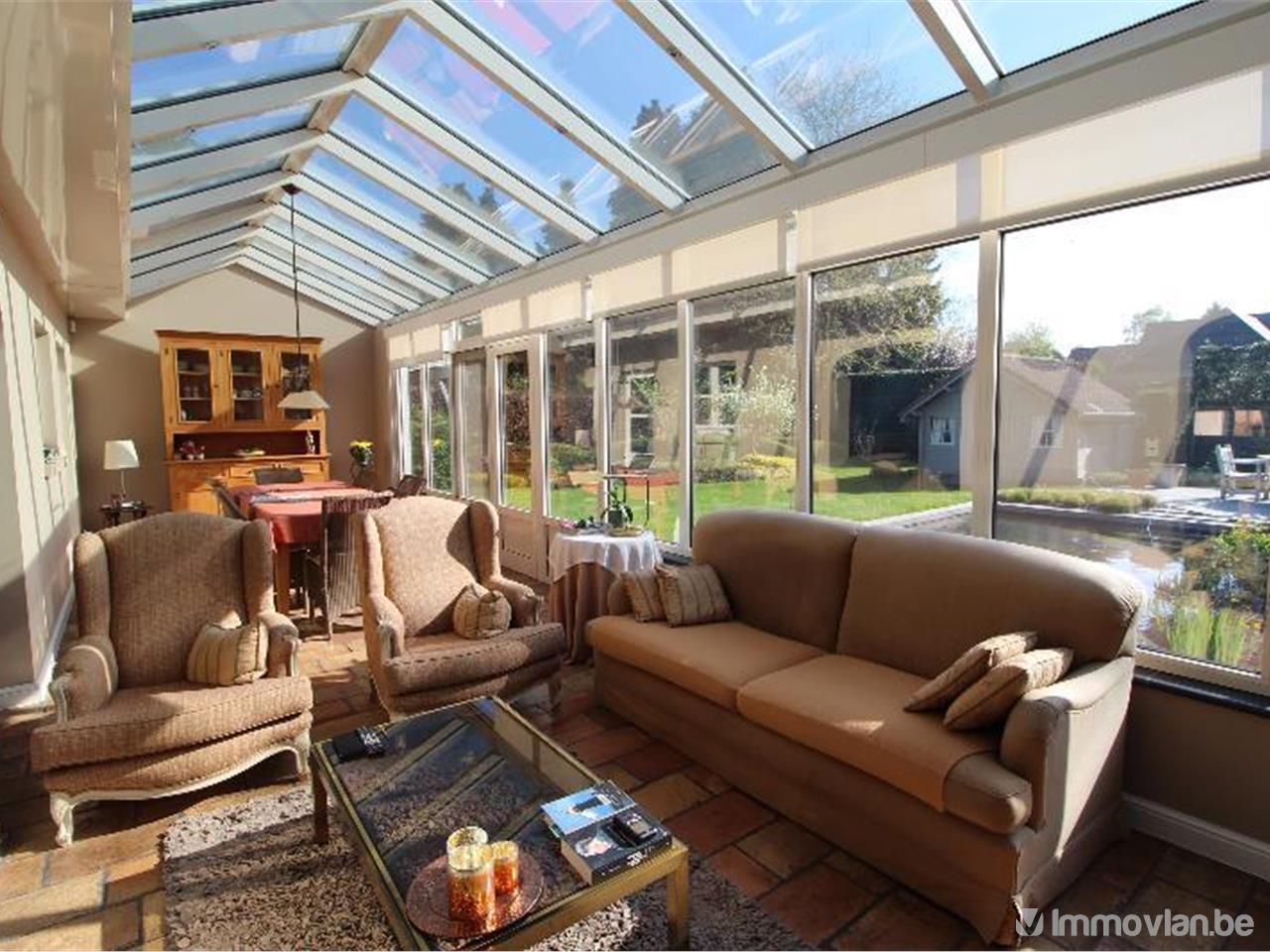 Villa met garage en terras wommelgem rwb73375 for Huis te koop in wommelgem