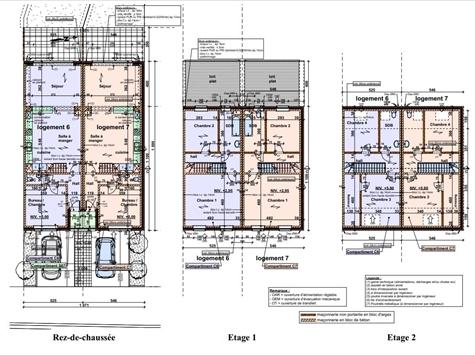 Terrain à bâtir à vendre à Jemappes (VWC92174)