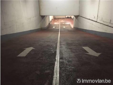 Parking for rent in Schaarbeek (VAF65351) (VAF65351)