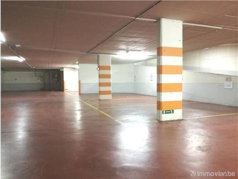 Parking à louer à Bruxelles (VWC62402) (VWC62402)