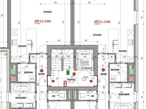 Flat - Apartment for sale in Zandhoven (RWC11557)