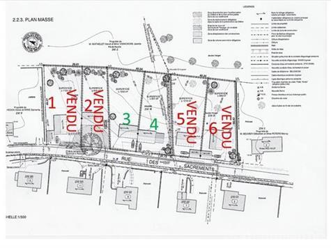 Development site for sale in Méan (VWB13422) (VWB13422)