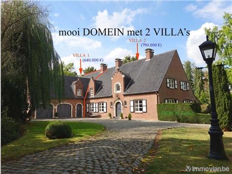 Villa for sale in Kessel-Lo (RWC12204)