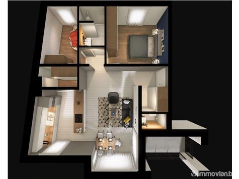 Flat - Apartment for sale in Merelbeke (RWB84264) (RWB84264)
