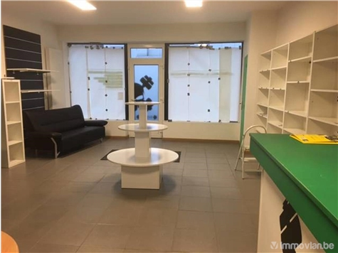 Commerce building for rent in Courcelles (VAL13883)