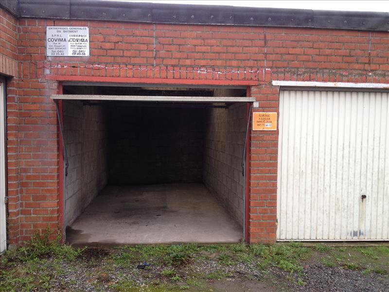 Immobilier belge maison a vendre for Box garage a louer creteil