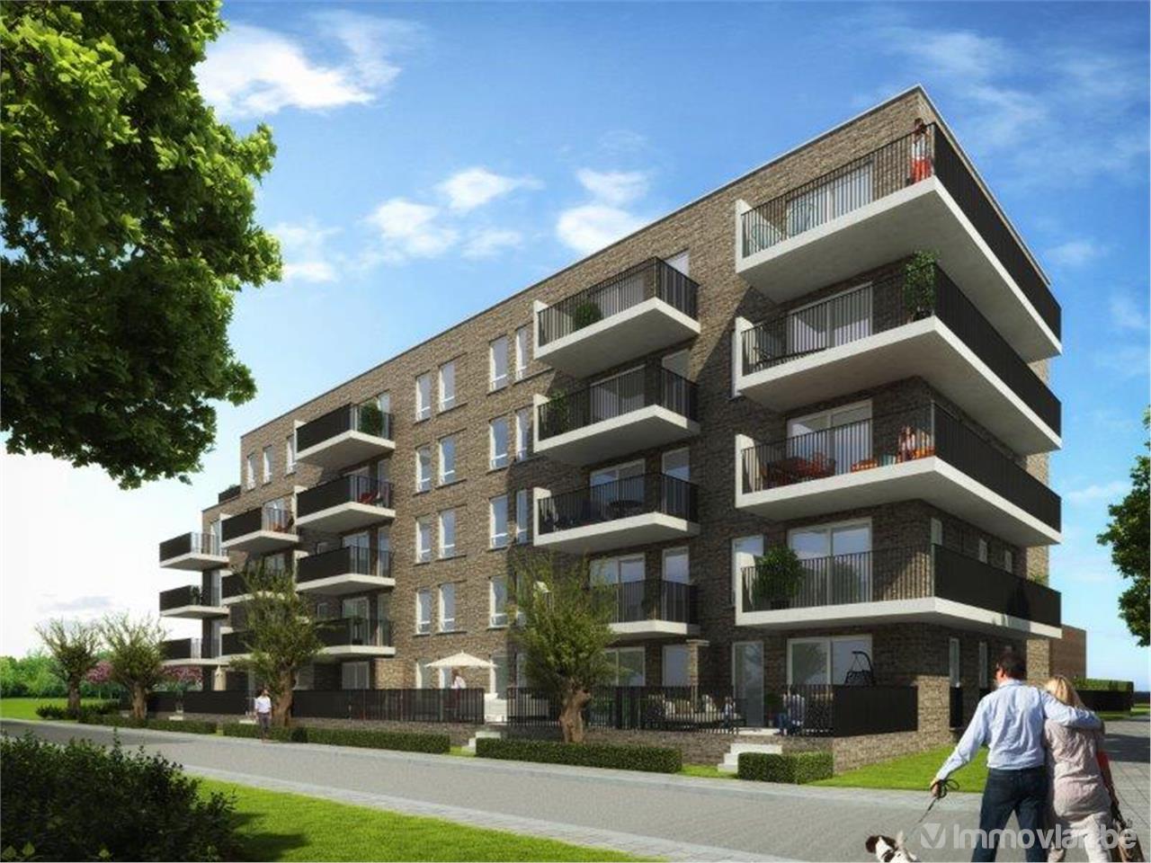 Appartement in amsterdamstraat 1 sint niklaas for Appartement te koop oostenrijk tirol