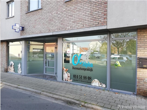Handelspand te huur in Herentals (RAP89557)