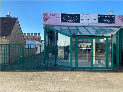 Surface commerciale à louer à Nieuwpoort (RAP90450)
