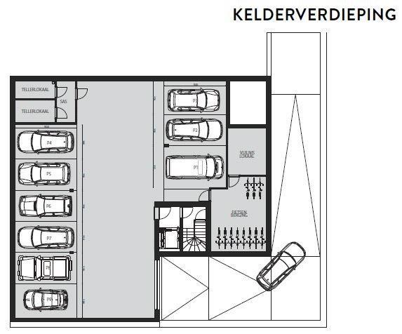 Appartement à vendre - 8420 De Haan (RAF50234)