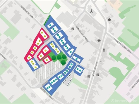 Terrain à bâtir à vendre à Deerlijk (RAO26030)