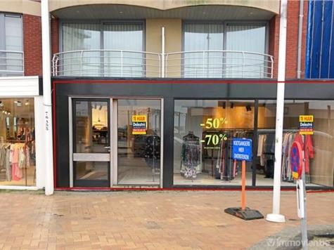 Handelspand te huur in Nieuwpoort (RAO80223)