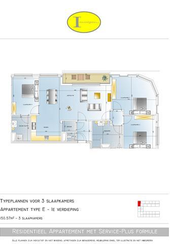 Flat for sale - 2830 Willebroek (RAB34141)