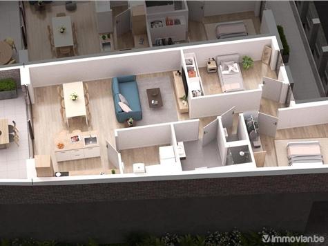 Appartement à vendre à Asse (RAO36175)