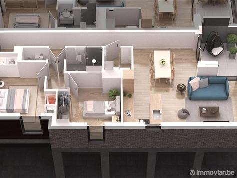 Appartement à vendre à Asse (RAO36177)