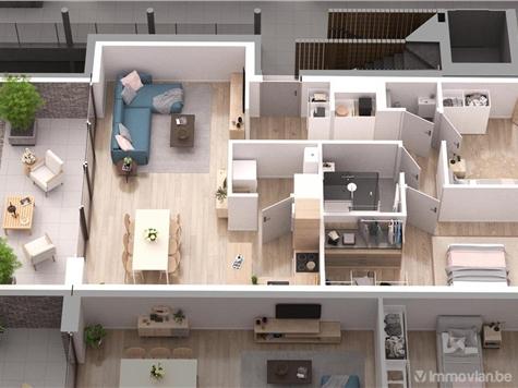 Appartement à vendre à Asse (RAO36186)
